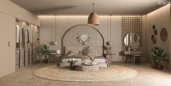 最新卧室设计趋势,打造完美的避风港!