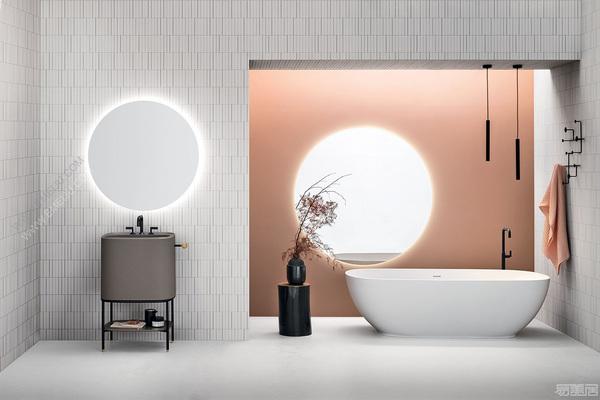 为浴室赋予特色的意大利卫浴品牌ARBLU