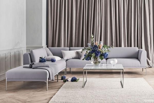 精致典雅的极简主义设计,丹麦家具品牌Bolia