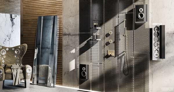 将设计和技术融合在一起的意大利卫浴品牌Gessi捷仕