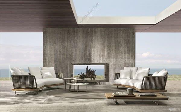 设计师家具品牌Minotti米洛提,动感十足的魅力