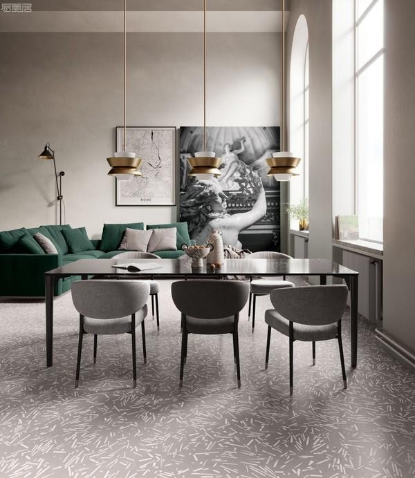 温暖而有机的灵魂,意大利瓷砖品牌Sant'Agostino