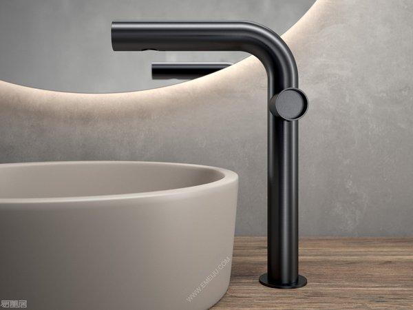 在古典主义与极简主义之间:意大利卫浴品牌Treemme 2021浴室系列