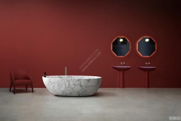 有机风格的精致诠释,意大利卫浴品牌antoniolupi安东尼奥·卢比