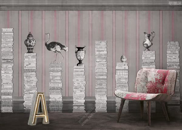 寻找新的项目视野,意大利墙纸品牌N.O.W. Edizioni