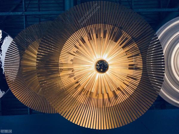 法国灯饰品牌RADAR对19世纪巴黎的致敬
