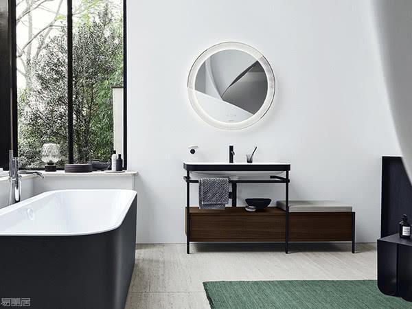 设计师卫浴品牌Duravit德立菲,完美协调的新趋势