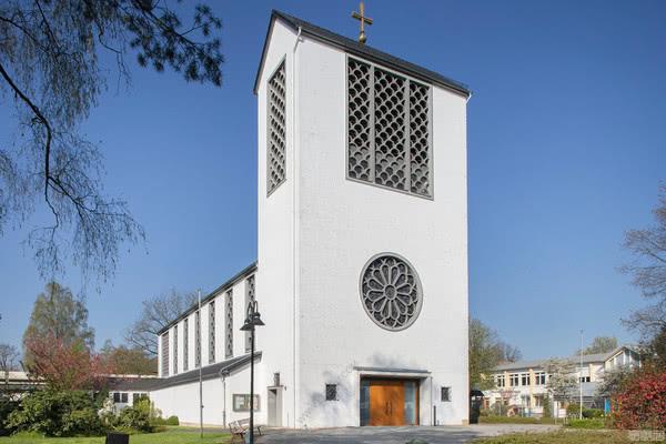 SIMONSWERK五金让教堂焕发现代魅力,德国五金品牌让生活更美好