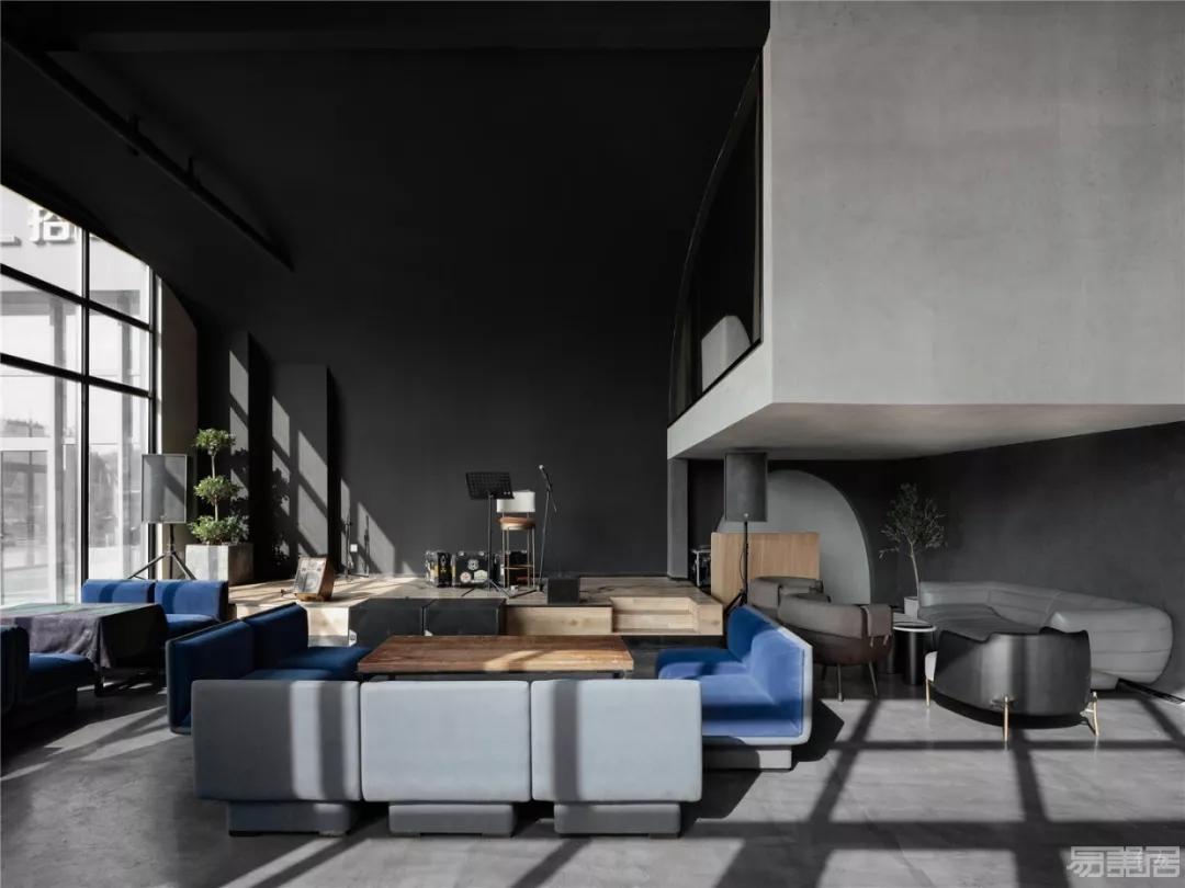 这个酒吧设计有点酷:薄荷花园酒吧,室内设计,酒吧设计