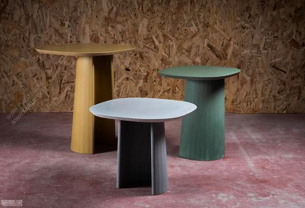 独特且不可复制,意大利家具品牌Forma&Cemento