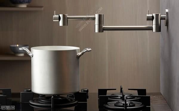 打造家庭专业厨房,意大利卫浴品牌Mina