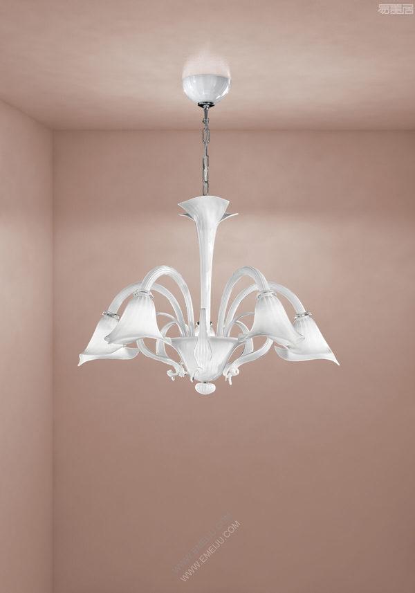 重新诠释经典艺术的意大利灯饰品牌Sylcom