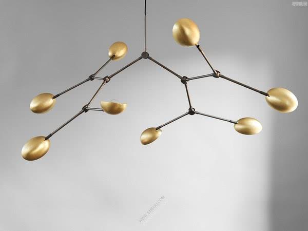 现代而独特的丹麦灯饰品牌101 Copenhagen