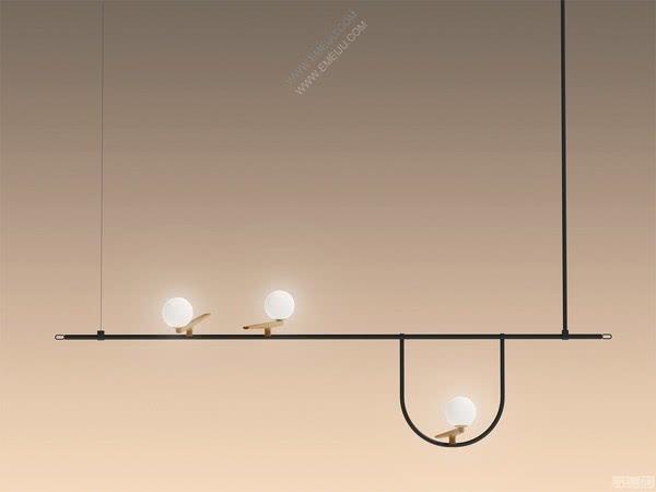 传统与创新的融合,意大利灯饰品牌Artemide阿尔特米德