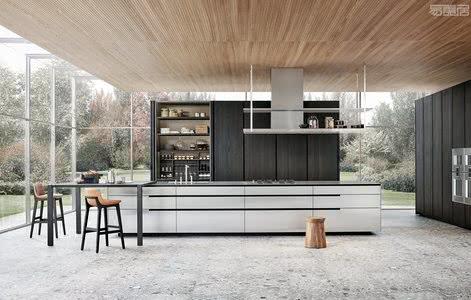 2021橱柜这样设计,让厨房更出彩!