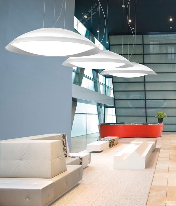 未来派的气息,西班牙灯饰品牌ALMA light