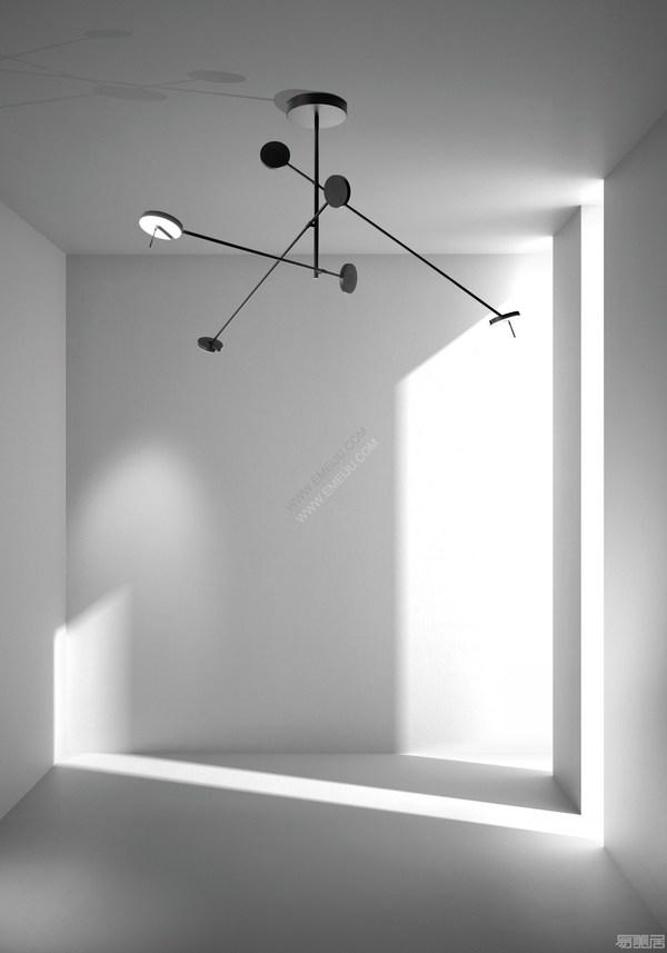 微妙而简约的设计,设计师灯饰品牌Grok