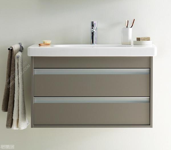 现代浴室的理想选择,德国卫浴品牌Duravit德立菲