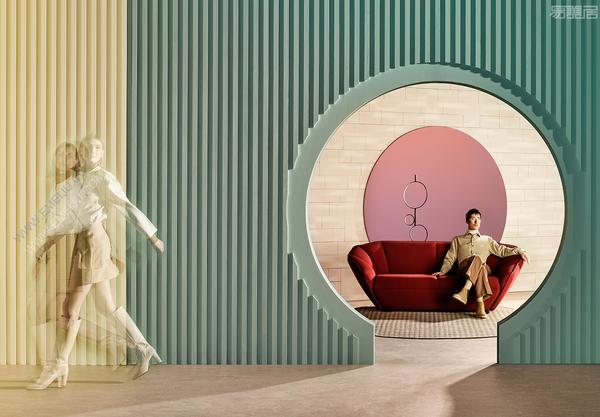 为您营造出舒适的绿洲,荷兰家具品牌Pode
