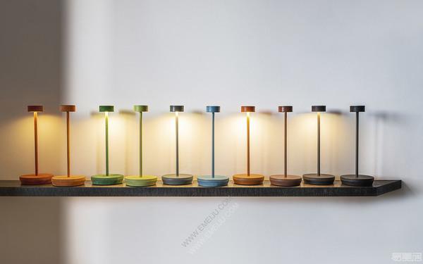 意大利灯饰品牌Chiaro di Luna以独特而优雅的方式照亮每个空间
