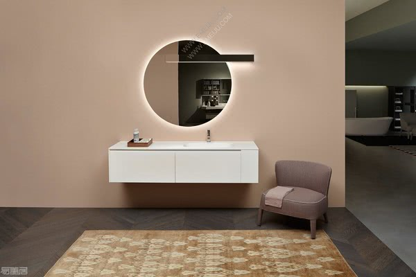 始终注重细节和品质的意大利卫浴品牌antoniolupi安东尼奥·卢比