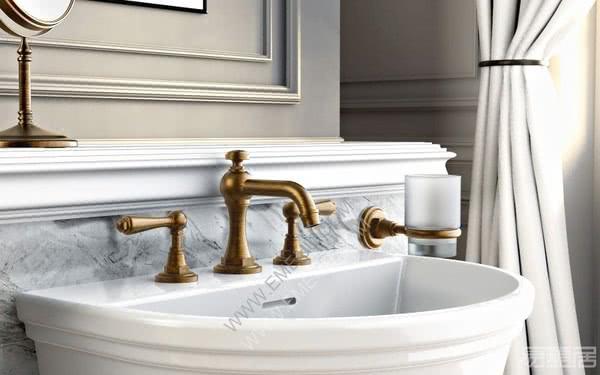 奢华的艺术品质,美国卫浴品牌GRAFF格拉夫