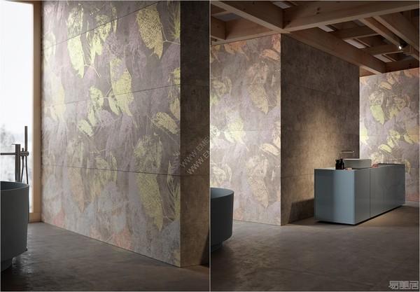 意想不到的效果,意大利瓷砖品牌Decoratori Bassanesi