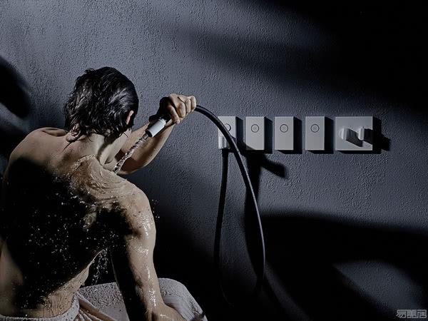 意大利卫浴品牌FIMA Carlo Frattini,将浴室转变为多感官休闲空间