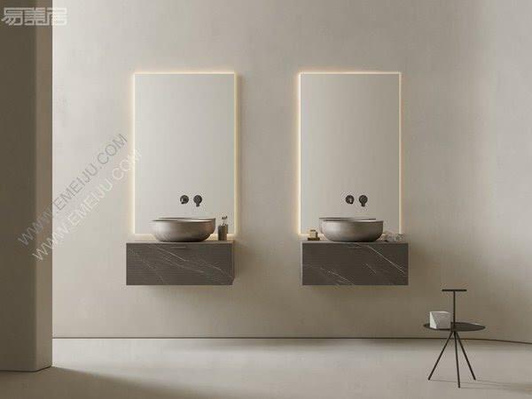 为您的浴室带来舒缓与优雅的西班牙卫浴品牌Inbani