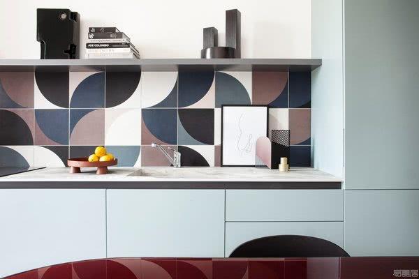 Ceramica Bardelli瓷砖,唤起20世纪米兰的家庭灵魂的意大利瓷砖品牌