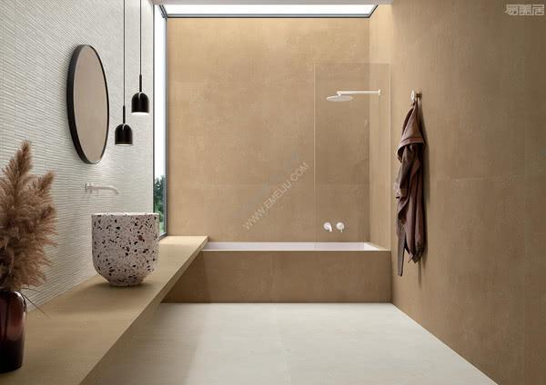 意大利瓷砖品牌ITALGRANITI GROUP:当代空间的真正技术革命