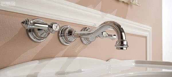 始终优雅而独特的设计师卫浴品牌GRAFF格拉夫