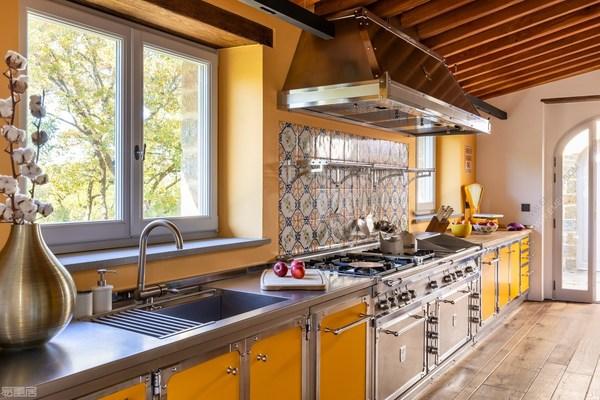 意大利厨电品牌Officine Gullo:传统魅力与先进技术的完美融合