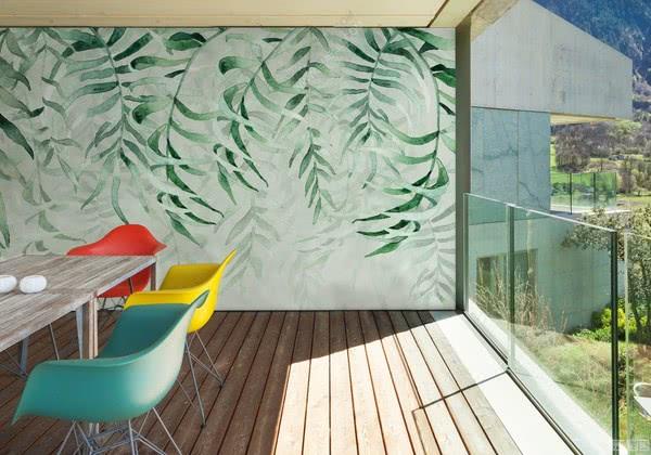 绝对质量与安全性,意大利墙纸品牌WallPepper