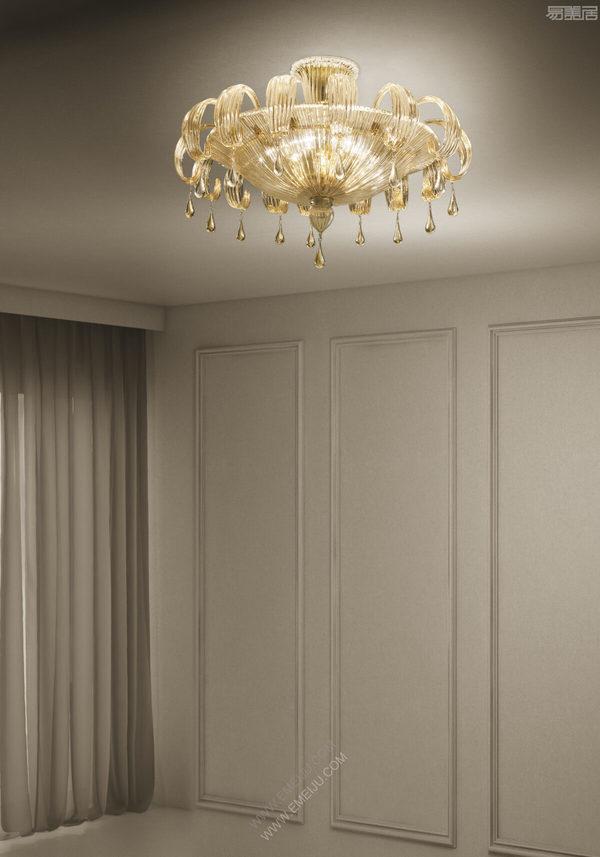 意大利灯饰品牌Sylcom:经典魅力的可爱设计