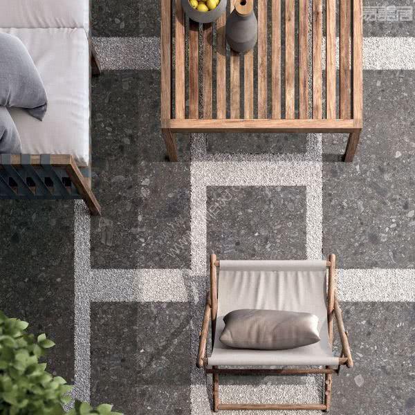 意大利瓷砖品牌ARIANA展现石材的永恒魅力和木材的自然温暖