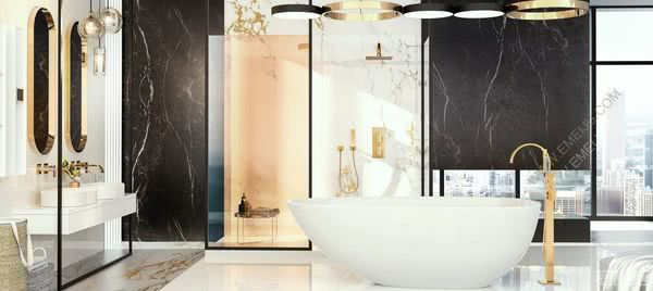 闪闪发光而优雅,设计师卫浴品牌GRAFF格拉夫