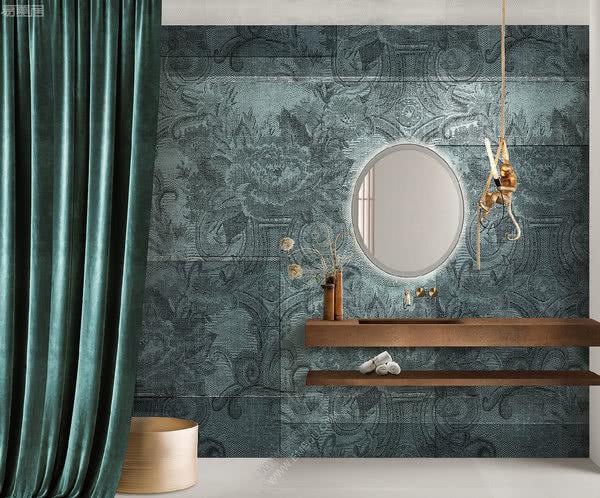 充满了色彩和感觉的意大利墙纸品牌N.O.W. Edizioni