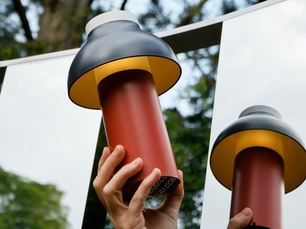 带来独特优雅氛围的丹麦灯饰品牌HAY