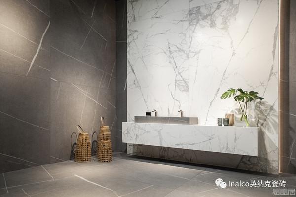 西班牙瓷砖品牌英纳克Inalco:岩板,不能仅限于墙地!