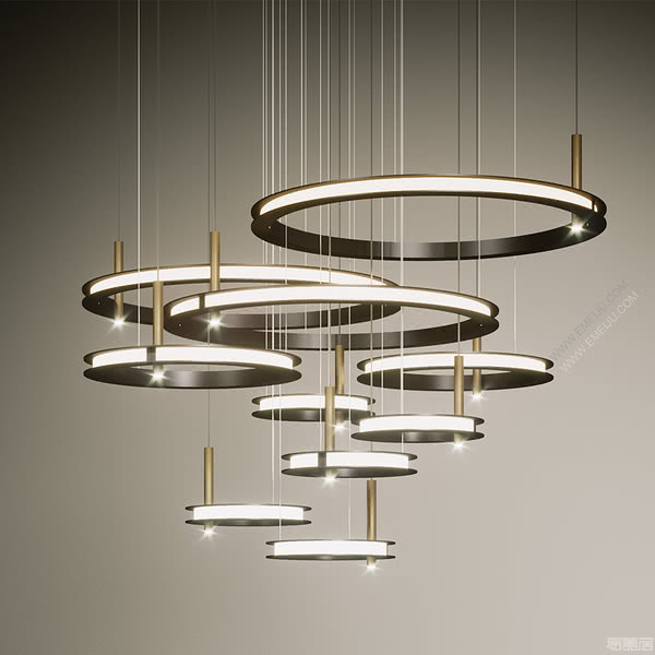 永无止境的灵感来源,意大利灯饰品牌PAOLO CASTELLI