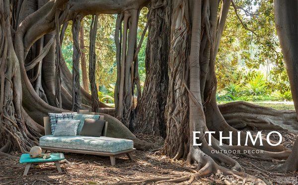 设计师家具品牌Ethimo:令人兴奋的生活方式