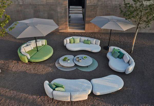 比利时家具品牌Royal Botania让您的夏日充满活力