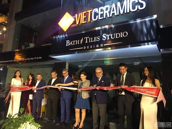 你还不知道吗,意大利卫浴品牌GESSI在越南开设了新陈列室!