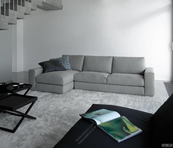 家具设计师品牌Vibieffe:流畅而令人放心的线条