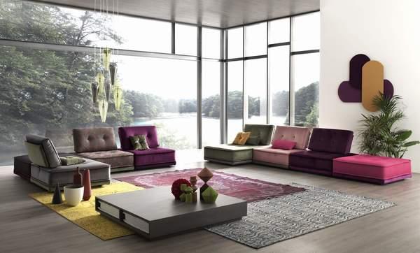 意大利家具品牌AERRE ITALIA:活泼的优雅气息
