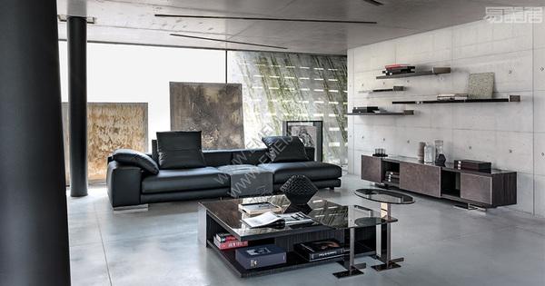 国际化的设计结构,意大利家具品牌Arketipo