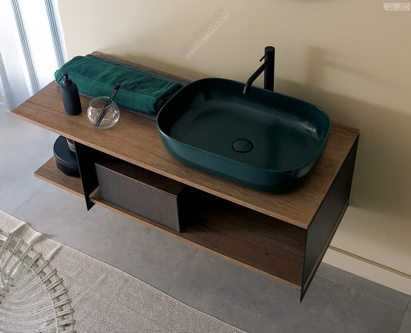 灵活性和多功能性的代名词,意大利卫浴品牌SCARABEO斯卡拉贝欧