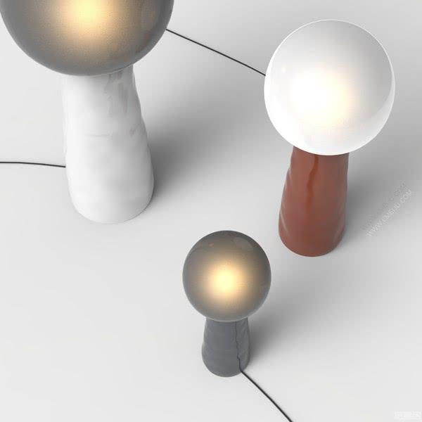 在环境中创建视觉亮点的德国灯饰品牌pulpo