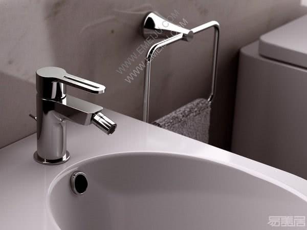年轻而鲜明的现代设计,意大利卫浴品牌Daniel
